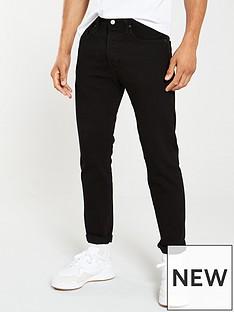 levis-501-slim-taper-fit-jeans-black-black