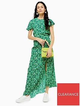 topshop-tall-ditsy-decon-maxi-dress-green