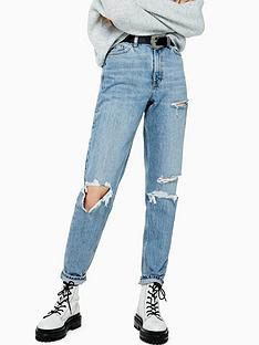 topshop-30-tokyo-rip-mom-jeans-blue