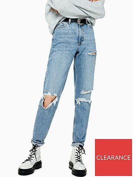 topshop-30-tokyo-rip-mom-jeans-blue