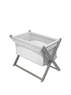 clair-de-lune-star-folding-breathable-crib