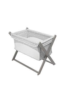 clair-de-lune-star-folding-breathable-crib