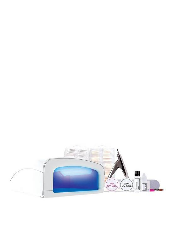 Rio Uv Professional Nails Extension Kit Very