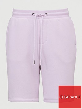 very-man-jog-shorts-purple