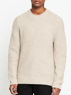 allsaints-galley-crew-neck-chunky-knit-taupe