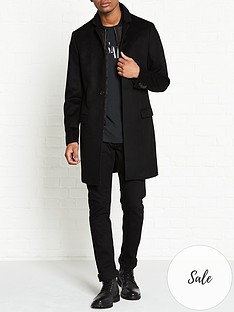 allsaints-lockwood-chesterfield-coat-with-removablenbspbomber-insert-black