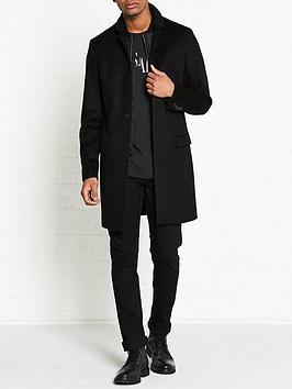 allsaints-lockwood-chesterfield-coat-with-removablenbspbomber-insert-black