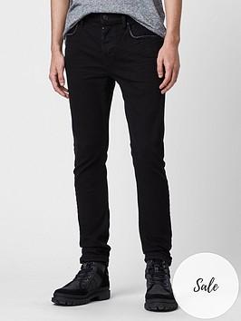 allsaints-cigarette-slim-fit-jeansnbsp--black