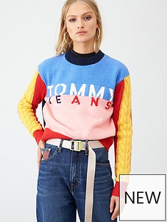 tommy-jeans-multi-colour-logo-sweater