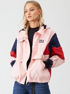 tommy-jeans-contrast-panel-windbreaker-pink