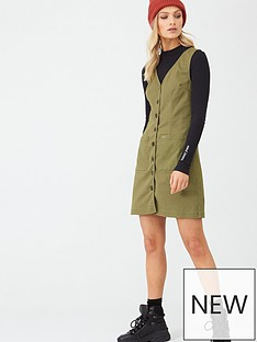tommy-jeans-dungaree-dress-olive