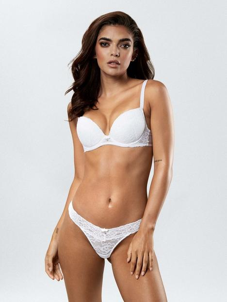 ann-summers-sexy-lace-demi-thong-white
