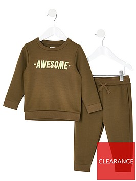 river-island-mini-mini-boys-awesome-sweatshirt-outfit-khaki