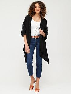 v-by-very-waterfall-cardigan-with-lace-trim-black