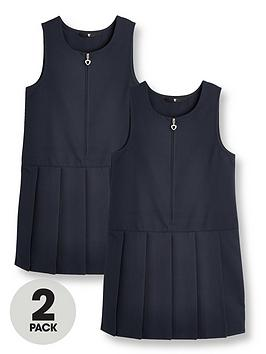 v-by-very-girls-2-pack-pleat-school-pinafore