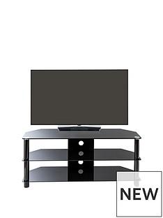 Alphason Essentials 120 cm Glass TV Stand