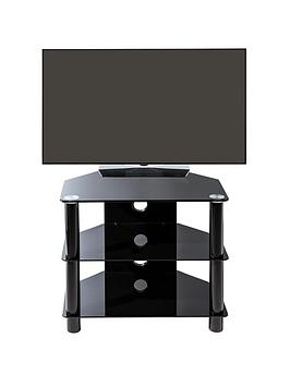 Alphason Essentials 60 Cm Tv Stand - Fits Up To 26 Inch Tv