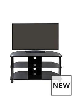 Alphason Essentials 100 cm Glass TV Stand