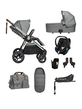 mamas-papas-mamas-amp-papas-ocarro-8-piece-bundle-fossil-grey
