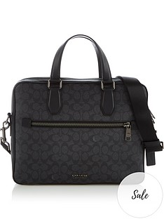 coach-mens-kennedy-signature-print-briefcase-charcoalnbsp