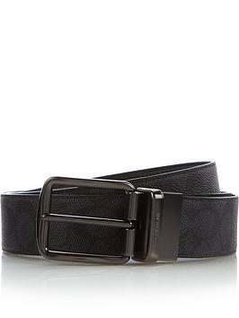 coach-mens-harness-buckle-cut-to-size-reversible-belt-greyblack