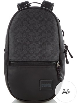 coach-mens-signature-sporty-family-clean-backpack-greyblack