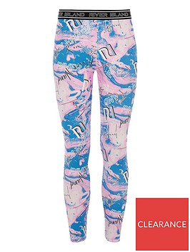 river-island-pink-marble-print-ri-legging