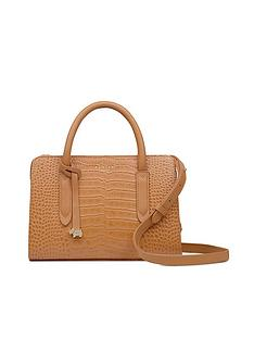 radley-liverpool-street-faux-croc-smallnbspmultiway-bag-dark-butter