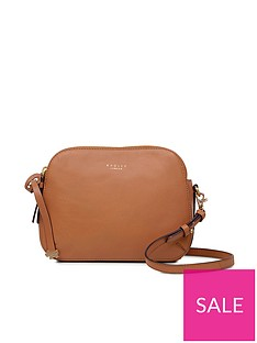 radley-dukes-place-medium-zip-top-cross-body-bag-dark-butter