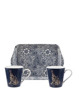 morris-co-wightwick-mug-and-tray-set