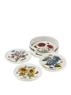 portmeirion-botanic-garden-coasters-with-ceramic-holder-ndash-set-of-4
