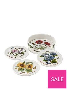portmeirion-botanic-garden-coasters-with-ceramic-holder-ndash-set-of-4