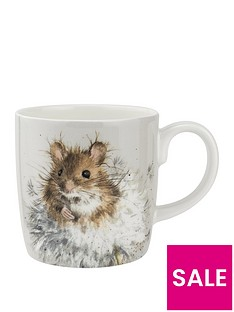 royal-worcester-wrendale-dandelion-mouse-mug