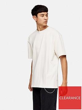 topman-oversized-short-sleeve-t-shirt-off-white