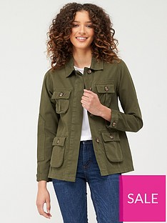 v-by-very-utility-jacket-khaki