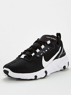 nike-renew-element-55-junior-trainer-black