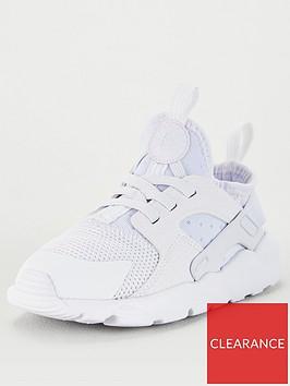 nike-huarache-run-ultra-infant-trainers-white