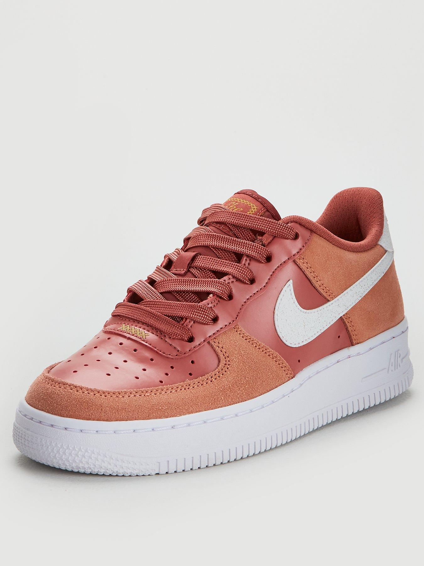 Nike Air Force 1 LV8 Junior Trainers