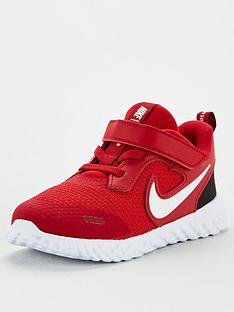 nike-revolution-5-infant-trainer-red