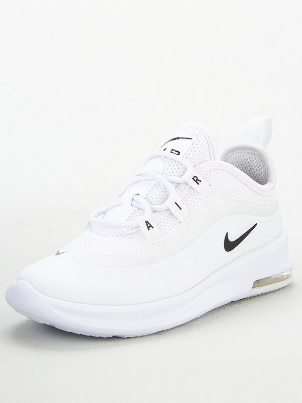 moderno y elegante en moda el precio más baratas revisa Nike Air Max Axis Infant Trainers - White | very.co.uk