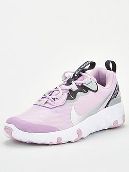 nike-renew-element-55-childrens-trainer-lilac