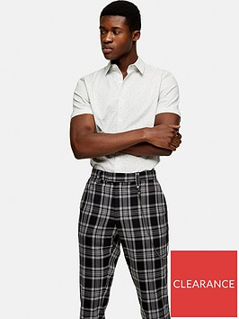 topman-ditsy-floral-print-short-sleeve-shirt-grey