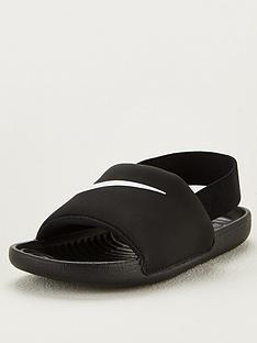 nike-childrens-kawa-slider-blackwhite