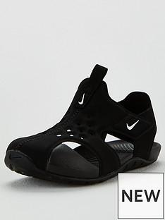 nike-boysnbspsunray-protect-2-td-sandal-black
