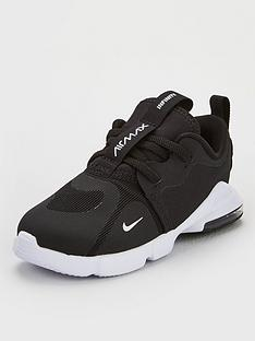 nike-air-max-infinity-infant-trainers-blackwhite