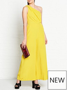vestire-pretty-hurts-one-shoulder-jumpsuit-mustard