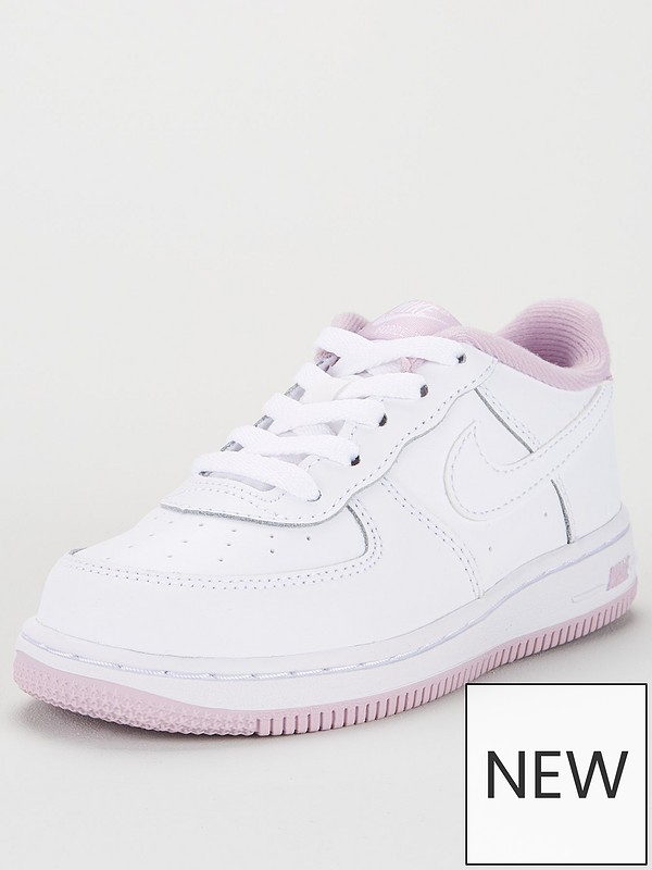 Nike Lilac Ice Air Force 1 Sage Trainers in 2020   Nike air