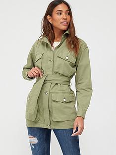 v-by-very-belted-utility-jacket-khaki