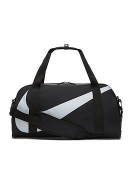 nike-childrens-gym-club-bag-blackgrey