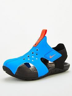 nike-sunray-protect-2-boys-sandal-blue